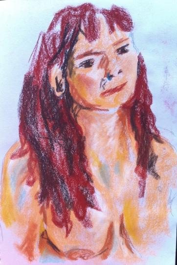 Summer life drawing 4